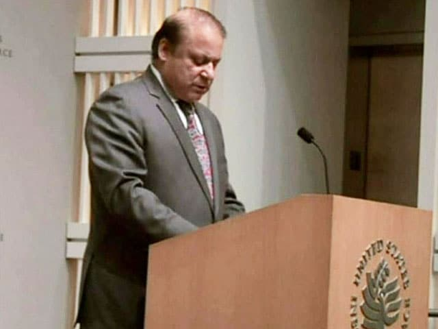 Video : Pak PM Nawaz Sharif faced tough questions on 26/11 in US: sources