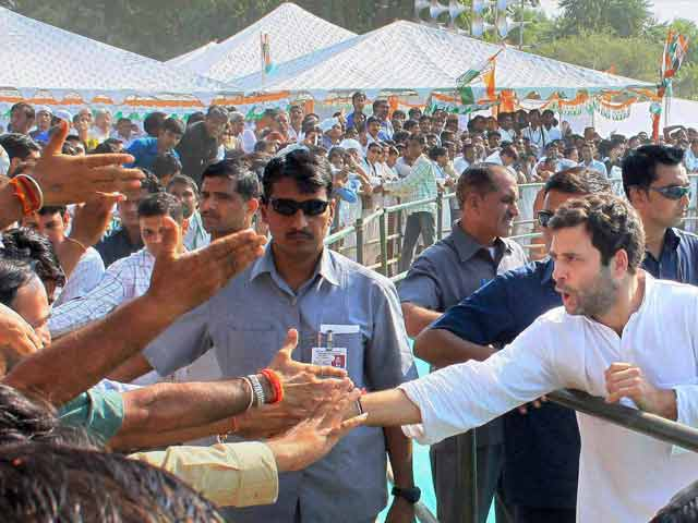 Video : Everybody loves a crowd-sourced manifesto. First Modi, now Rahul