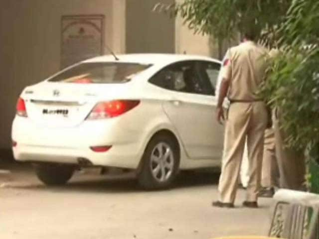 Video : Minor girl gang-raped in moving car in Delhi, one accused arrested