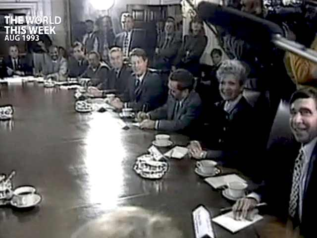 Video : The World This Week: US imposes economic sanctions on China, Pakistan (Aired: August 1993)