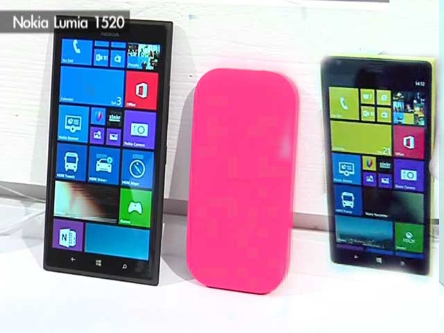 Video : Nokia World reveals phablets and tablets in Abu Dhabi