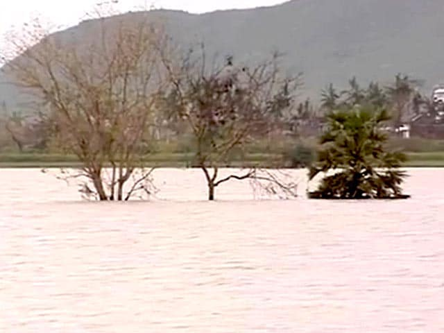 Video : Odisha floods: three times more rain in cyclone Phailin-hit Ganjam