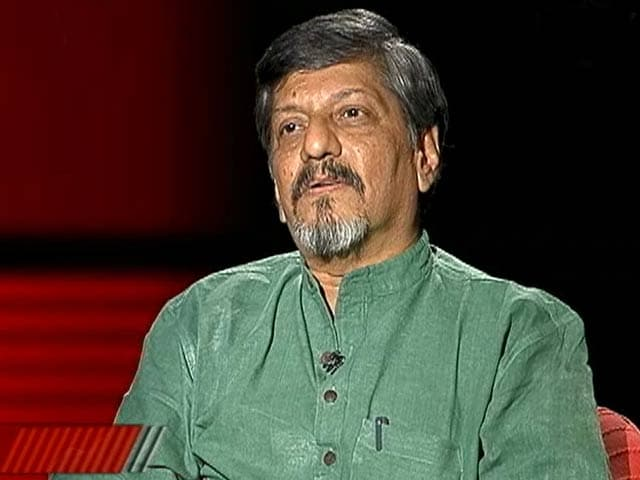 Video : I to I with Amol Palekar (Aired: October 2003)