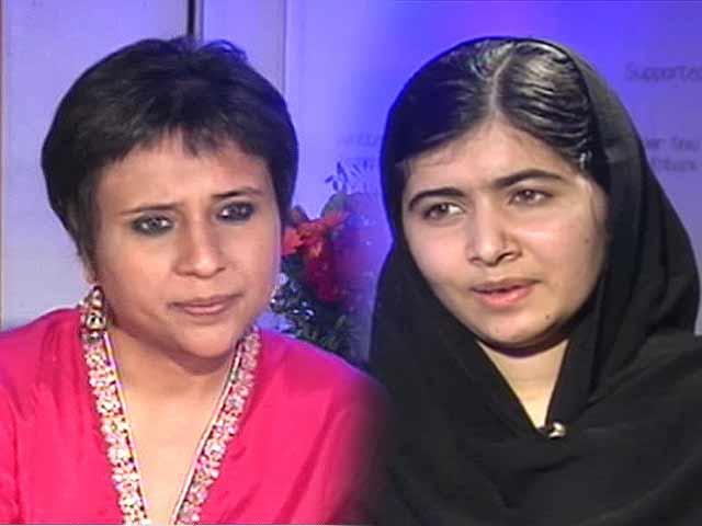 Videos : घर वापस न जाने का मलाल है मलाला को...