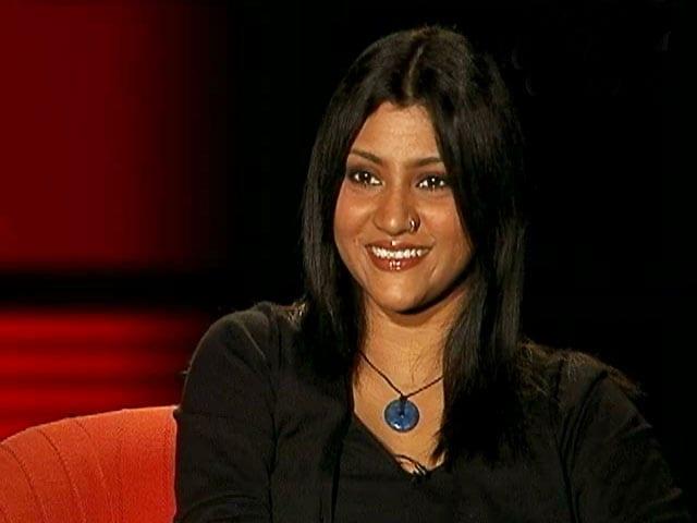 Video : I To I with Konkana Sen Sharma (Aired: October 2003)