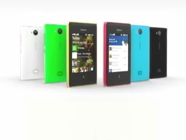 Nokia Asha 500, 502 and 503