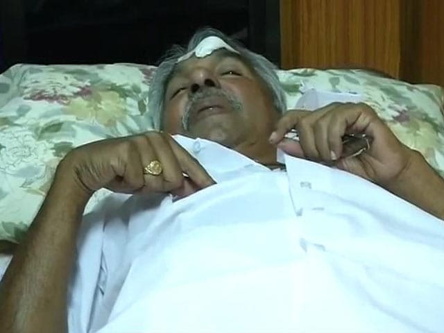 Video : Attack on Kerala Chief Minister Oommen Chandy: 21 arrested; govt claims 'no police failure'