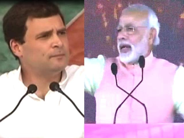 Video : Clash of the rallies: how Rahul Gandhi is different from Narendra Modi
