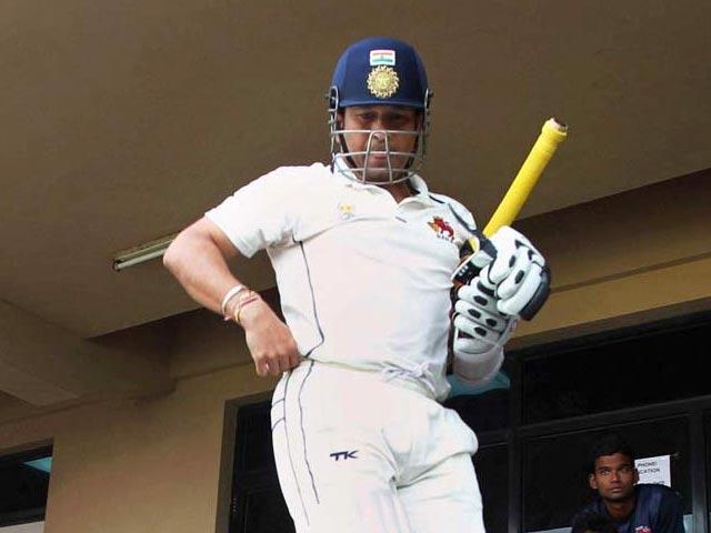 Video : घरेलू क्रिकेट से सचिन की शानदार विदाई