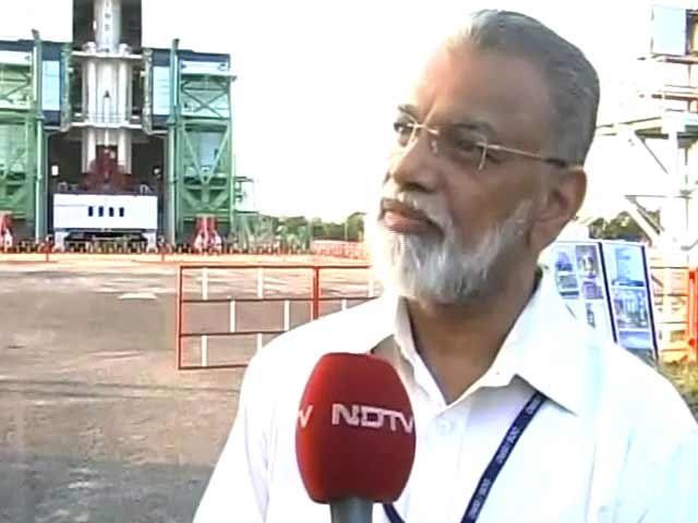 Video : Mangalyaan a historic mission that will make India proud: ISRO chief to NDTV