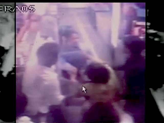 Videos : कैमरे में कैद : एबीवीपी नेताओं की गुंडागर्दी