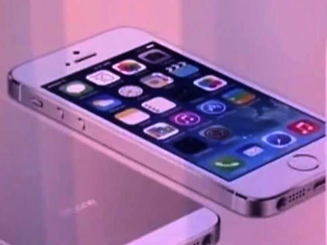 Video : This dhanteras, bite into Apple's iPhone 5s Gold