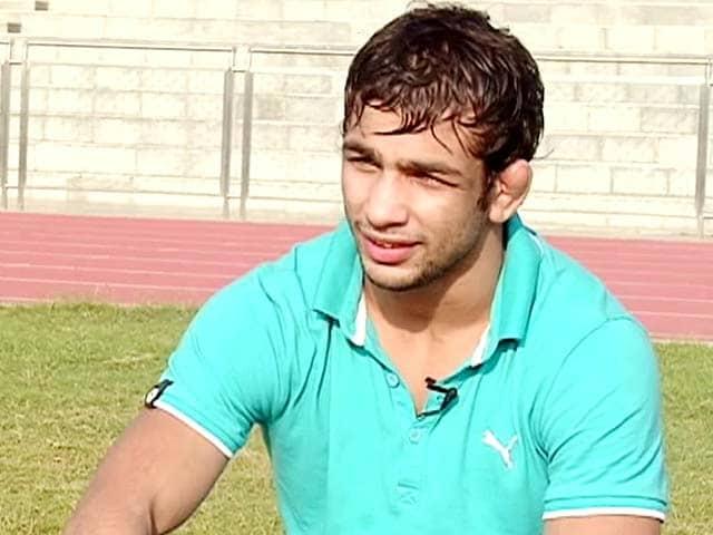 Video : Amit Kumar: The 'Rocky Balboa' of Indian wrestling
