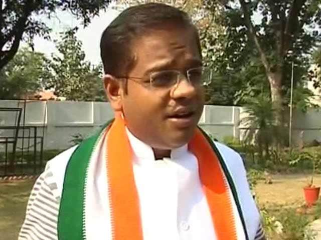 Video : Born in the USA, says Amit Jogi, Congress candidate in Chhattisgarh