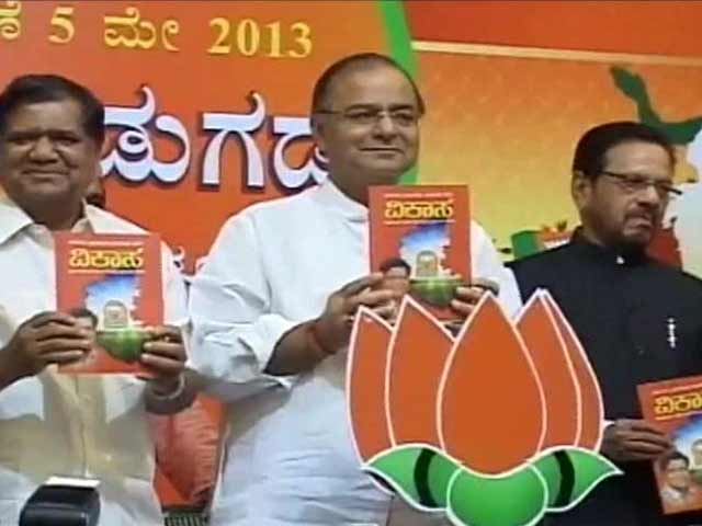 Video : Congress stand against opinion polls is sour grapes, says BJP