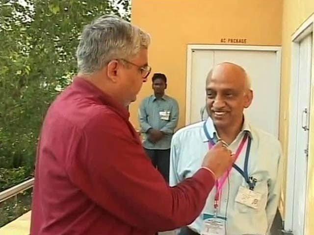 Video : Long journey to Mars, will take one step at a time: Dr Kiran Kumar
