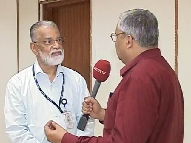 Video : ISRO chief on Mangalyaan's successful launch to NDTV