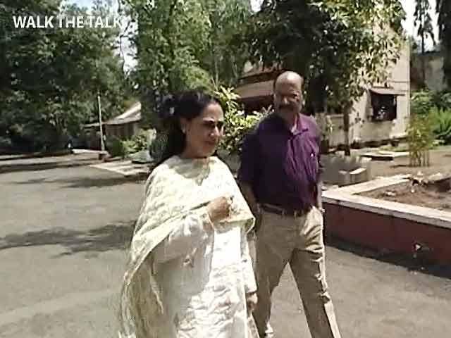 Video : Walk The Talk: Jaya Bachchan
