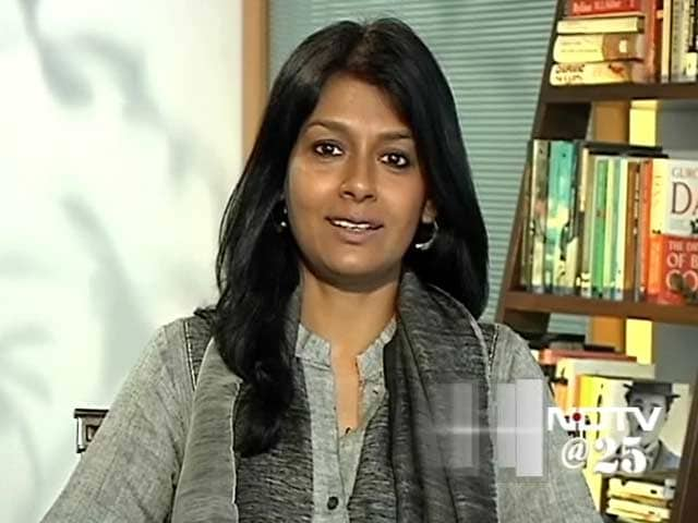 Video : NDTV takes up issues that are relevant: Nandita Das