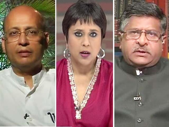 Video : Politics over Narendra Modi's security?