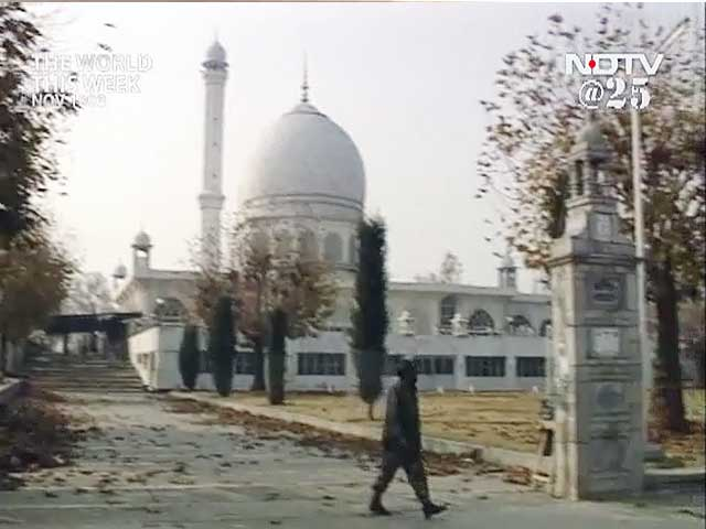 Video : The World This Week: White flag in Kashmir? (Aired: November 1993)