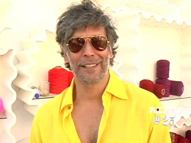Video : Haven't seen NDTV's work culture anywhere else: Milind Soman