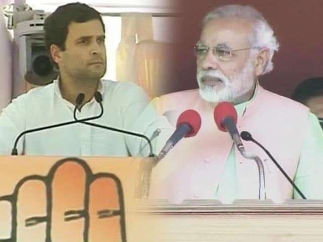 Video : 'Shehzada' Rahul wants you to live on Rs. 26 a day: Modi