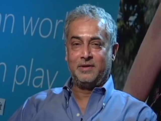 Video : I enjoy the NDTV application: Bhaskar Pramanik