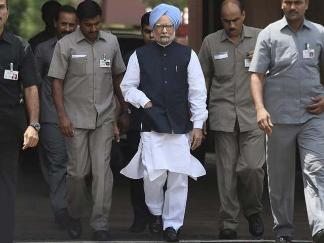 Video : Centre committed to Telangana, says Prime Minister Manmohan Singh