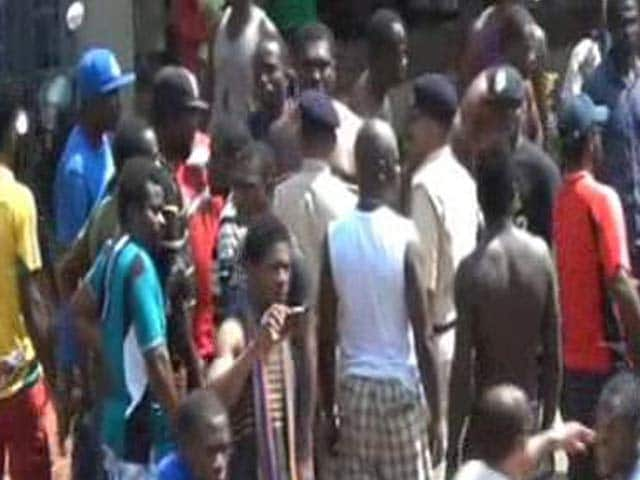Video : Nigerian murder case: Second accused arrested by Goa police