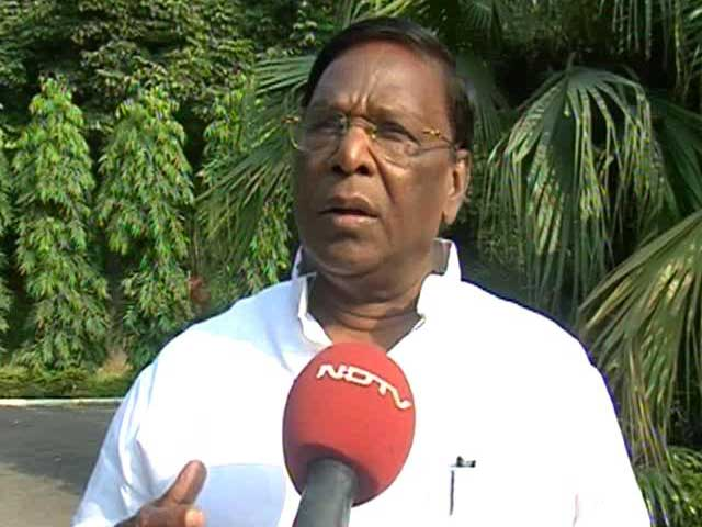 Video : Sri Lanka has not fulfilled its commitments towards Lankan Tamils: Narayanasamy