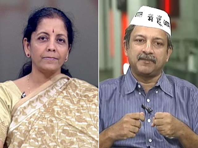 Video : Probe into AAP funds: Witch hunt or legitimate?