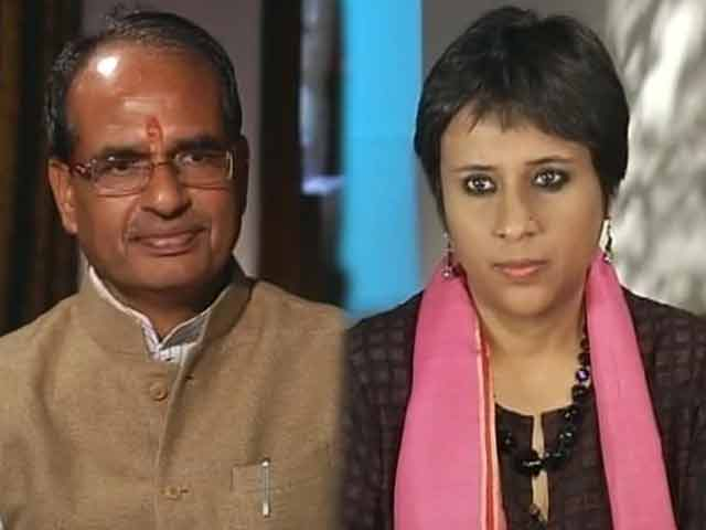 Video : Election-<i>nama</i> with Shivraj Singh Chouhan