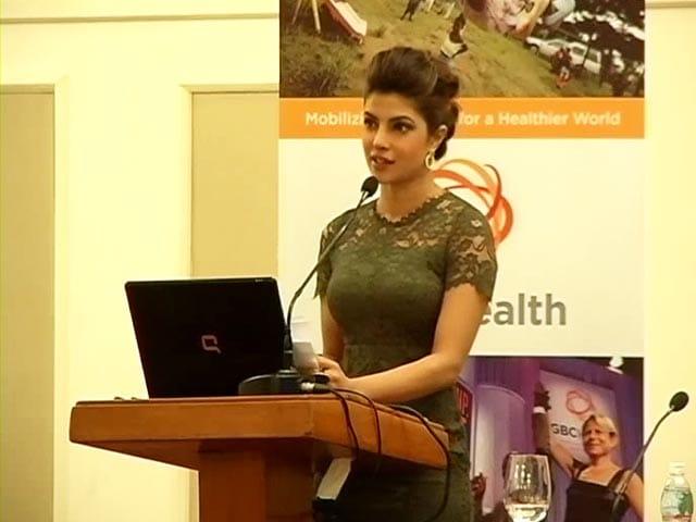 Video : Meet Priyanka, India's official UNICEF brand ambassador