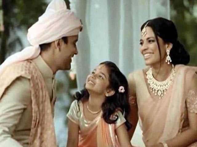 Videos : दोबारा शादी को समर्थन देता विज्ञापन चर्चा में