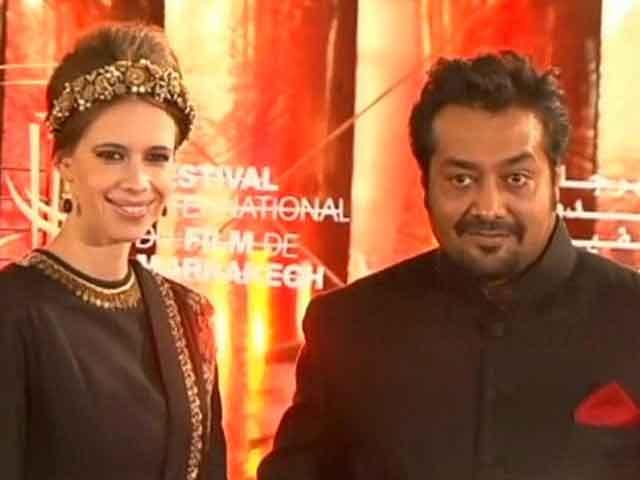 Video : Kalki Koechlin, Anurag Kashyap separate