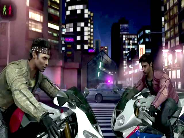 Video : Dhoom 3 game review