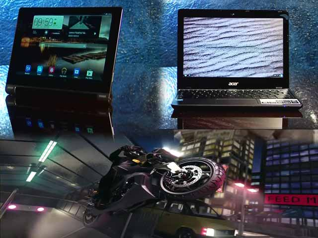 Video : Gadget Guru This Week: Tablet pains, Dhoom 3 game and Chromebook reviews, news, and more
