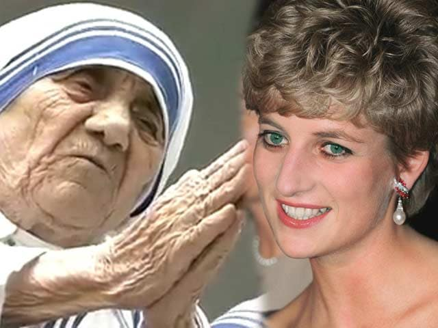 Video : 1997: Farewell Princess Di, Mother Teresa