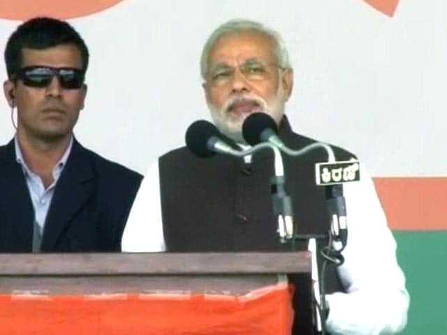 Video : Conspiracies are being hatched against me: Narendra Modi