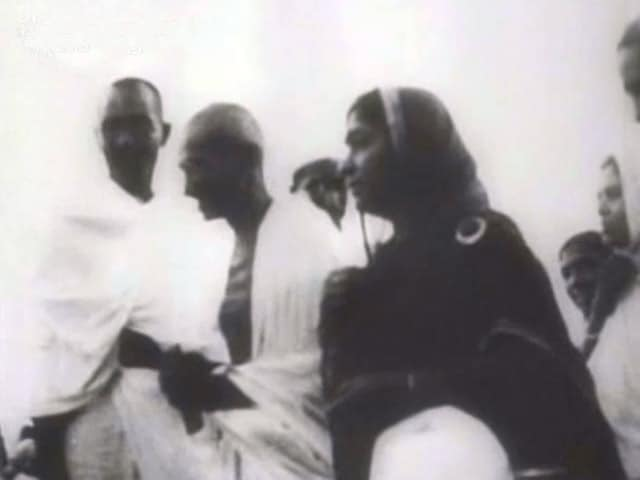 Video : India Matters: In search of Gandhi's salt satyagraha (Aired: March 2005)