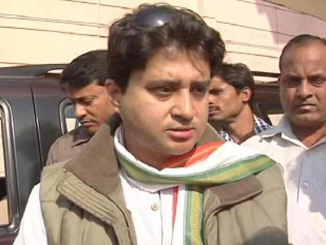 Video : Every time Modi comes to Madhya Pradesh, we get votes: Congress' Jyotiraditya Scindia