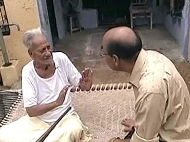 Video : Walk The Talk: Ustad Bismillah Khan (Aired: May 2005)