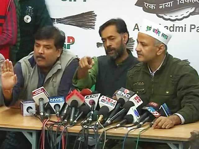 Video : Sting operation tapes doctored, can't edit like <i>Bigg Boss</i>: Kejriwal's party