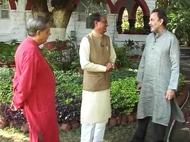 Video : Battleground Madhya Pradesh: Why Shivraj Singh Chouhan admires Pranab Mukherjee