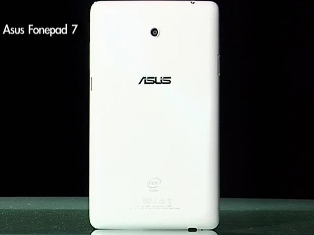 Video : Voice-calling tablet review – Asus Fonepad 7