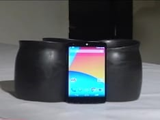 Google and LG launch Nexus 5 in India