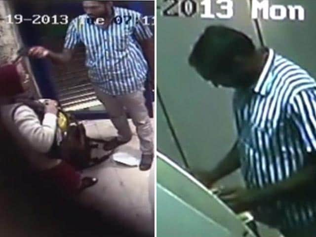 Video : Bangalore: For ATM attack, new video that's being seen as a clue