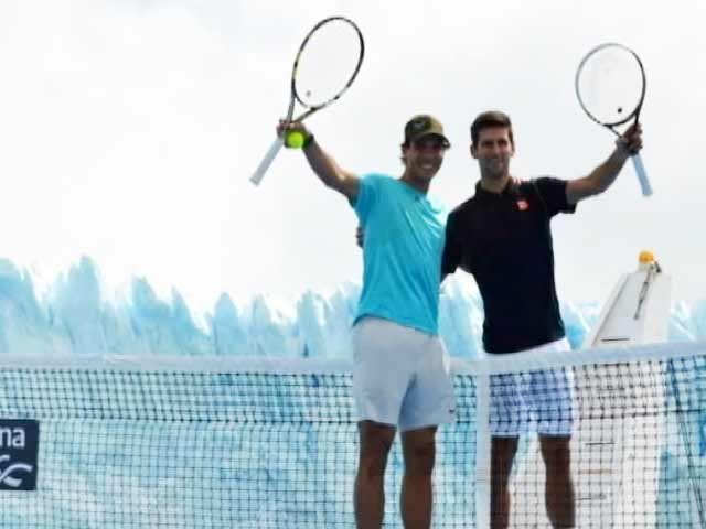 Video : Tennis in the Ice Ages!