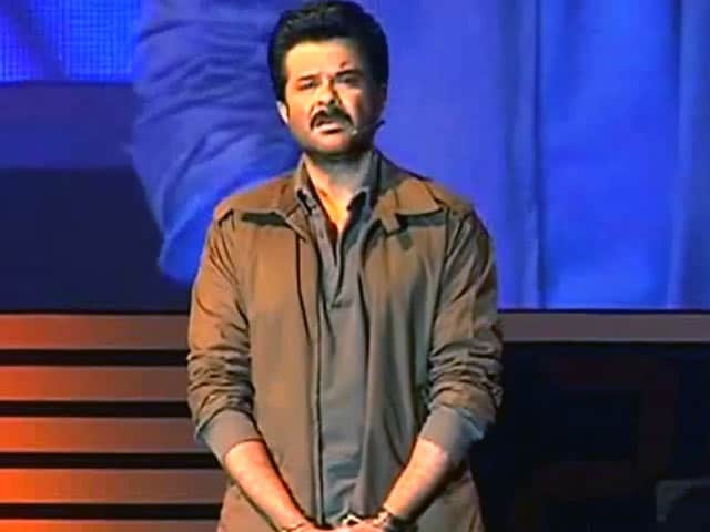 Video : Anil Kapoor has a car named after his <i>24</i> character